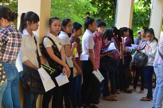 22 thí sinh bị kỷ luật trong buổi thi đầu tiên