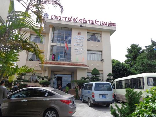 Công ty Xổ số kiến thiết tỉnh Lâm Đồng
