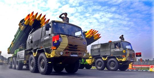 Ấn Độ rất tịch cực trang bị khí tài quân sự hiện đại cho quân đội của nước này. Ảnh: Wikipedia