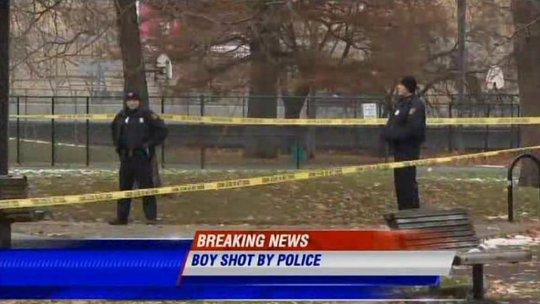 Cảnh sát có mặt tại hiện trường. Ảnh: WOIO