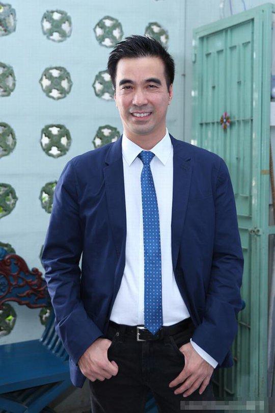 Nhà sản xuất Trần Trọng Dần- một Việt kiều về nước từng sản xuất phim Ngôi nhà trong hẻm