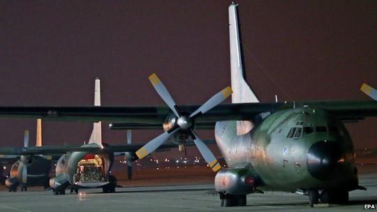 Căn cứ không quân tại Incirlik, miền Nam Thổ Nhĩ Kỳ. Ảnh: EPA