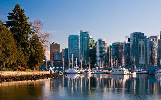 Vacouver là thành phố lớn nhất ở bờ biển phía Tây của tỉnh bang British Columbia  và là thành phố lớn thứ ba với hải cảng có độ sâu tự nhiên sâu nhất, lớn nhất và bận rộn nhất Canada