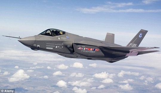 F-35 đã làm hổ danh các thế hệ máy bay tàng hình của Mỹ vì không thể qua mặt được radar đối phương. Ảnh: Alamy