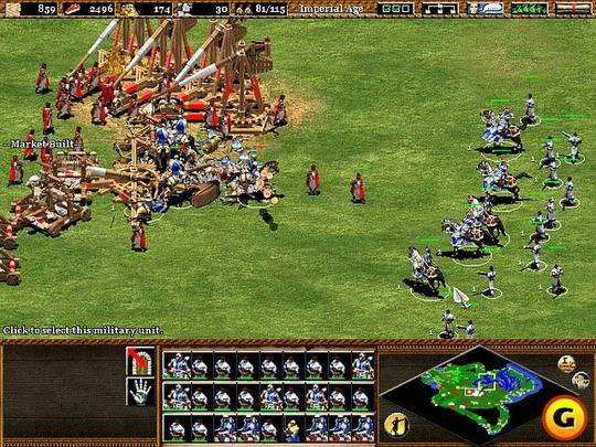 Microsoft đưa Age of Empires lên Android