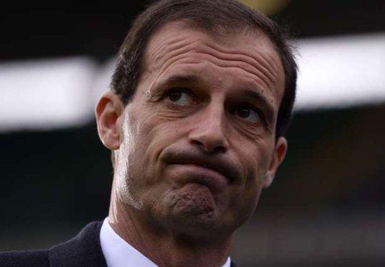 Massimiliano Allegri sẽ phải nói lời chia tay AC Milan