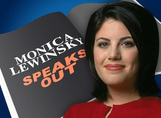 Bà Monica Lewinsky lần đầu lên tiếng sau một thập kỷ. Ảnh: NBC
