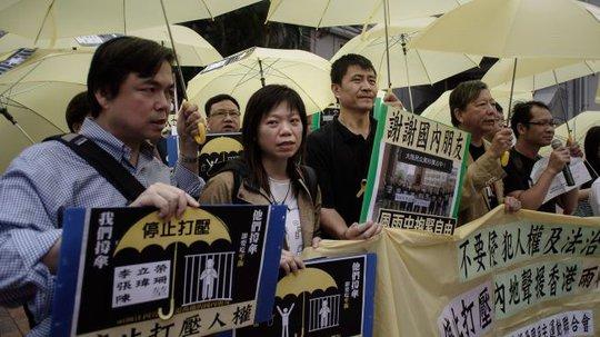 Người biểu tình Hồng Kông yêu cầu đàm phán với Bắc Kinh
