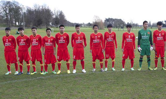 Kết thúc chuyến tập huấn ở châu Âu, U19 Việt Nam sẽ hướng đến chuyến tập huấn tiếp theo ngay tại Nhật Bản