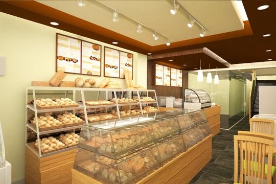 Nồng nàn hương bánh tại SATRA Bakery & Cafe