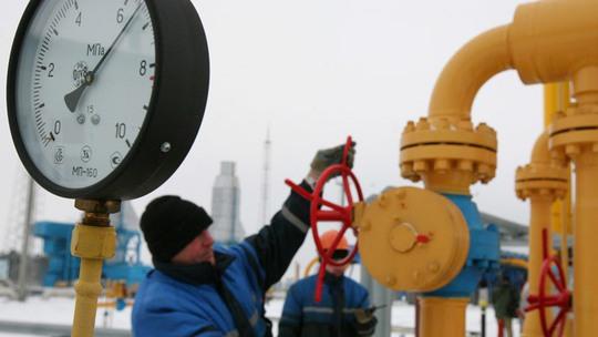 Nga đang triệt để triển khai chiêu bài khí đốt để gây sức ép lên Ukraine. Ảnh: Reuters