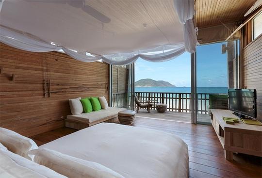 Six senses Côn Đảo là một trong những resort đắt nhất và đẹp nhất ở Việt Nam. Ảnh: sixsenses.