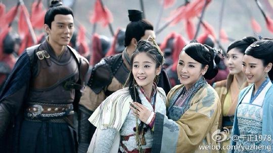 Một số cảnh khác trong phim Tân Thần điêu đại hiệp
