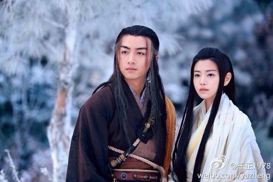 Dương Quá và Tiểu Long Nữ của Tân Thần điêu đại hiệp