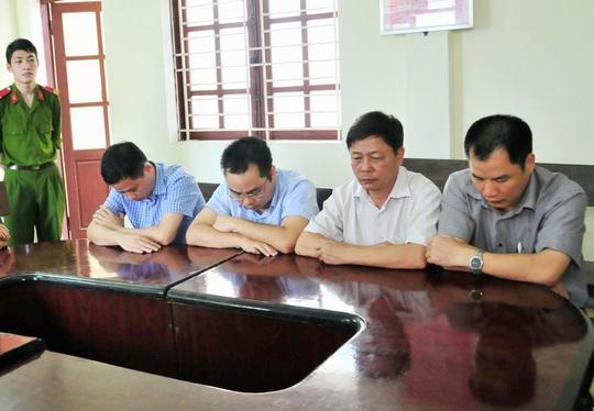 4 cán bộ Kiểm toán Nhà nước tham gia đánh bạc sau khi bị đưa về trụ sở cơ quan công an