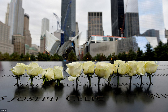 Kẻ đột nhập gây báo động tại Nhà Trắng ngày 11-9