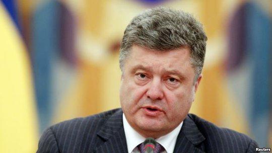 Tổng thống Ukraine không gia hạn lệnh ngừng bắn. Ảnh: Reuters