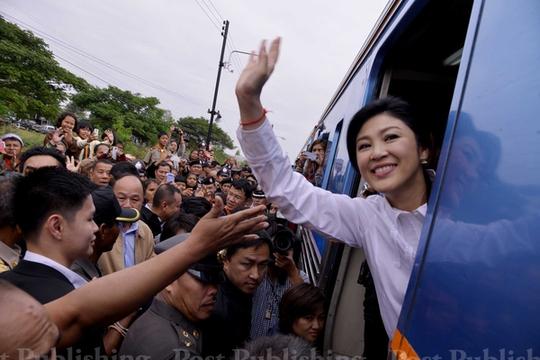 Ngoài cáo buộc liên quan lúa gạo, bà Yingluck còn bị buộc tội lạm quyền