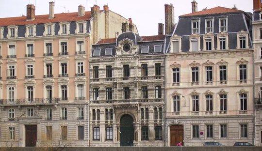 Giáo đường Do Thái ở Lyon, Pháp. Ảnh: Wikimedia Commons