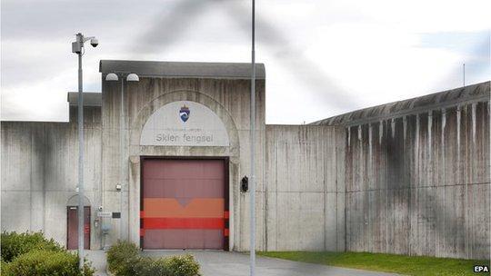 Skien - nhà tù nổi tiếng ở Hà Lan