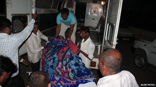 8 phụ nữ Ấn Độ tử vong sau khi triệt sản
