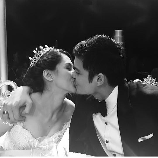 Tưng bừng đám cưới của mỹ nhân Marian Rivera