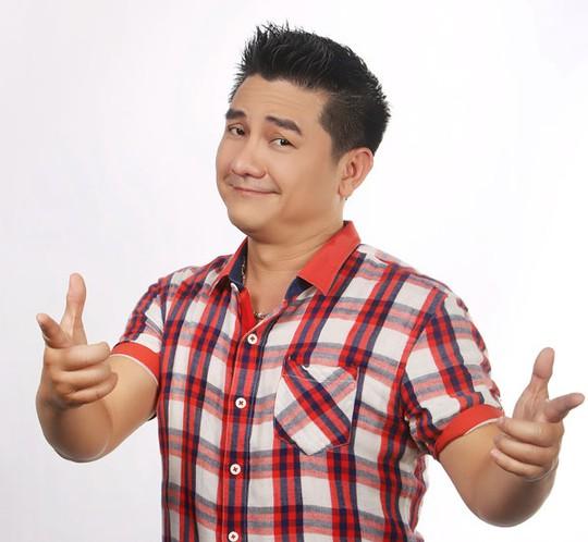 Nghệ sĩ hài Anh Vũ (Ảnh do nhân vật cung cấp)