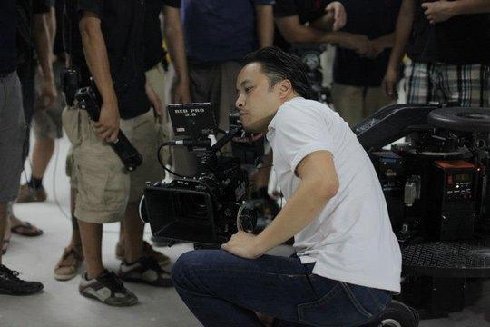 Victor Vũ - đạo diễn Việt kiều đang gây sốt tại các phòng vé hiện nay. (Ảnh do nhân vật cung cấp)