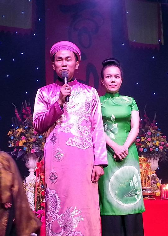 Việt Hương và Hoài Tâm