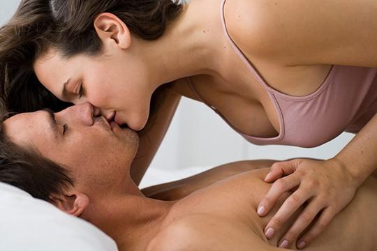 Khi quan hệ, ngưỡng chịu đau của bạn được nâng lên đáng kể.