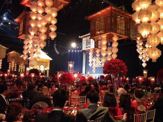 Nơi tổ chức tiệc cưới