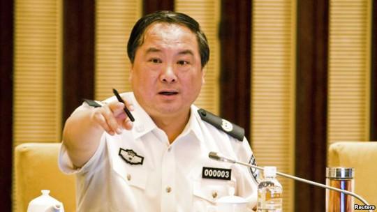 Cựu Thứ trưởng Bộ Công an Lý Đông Sinh. Ảnh: Reuters