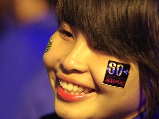 Bạn trẻ Hà Nội hào hứng với Giờ Trái đất 2014