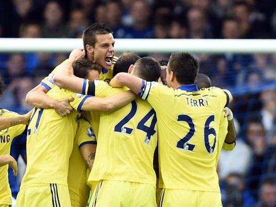 Niềm vui Chelsea