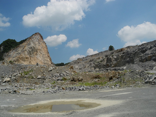 Mỏ đá xảy ra vụ tai nạn lao động nghiêm trọng