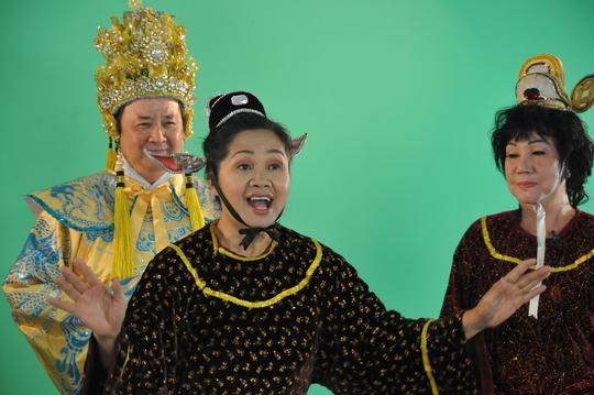 Nghệ sĩ Xuân Hương chúc tết bạn đọc Báo Người Lao Động