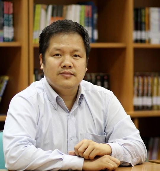 TS Đàm Quang Minh từng là giảng viên ĐH quốc gia Hà Nội; Giám đốc FPT Polytechnic Việt Nam.