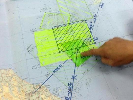 Điểm Iragi trong vụ máy bay mất tích MH370