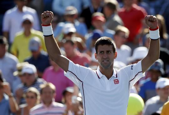 Djokovic dễ dàng vượt qua Kohlschreiber,  vào tứ kết