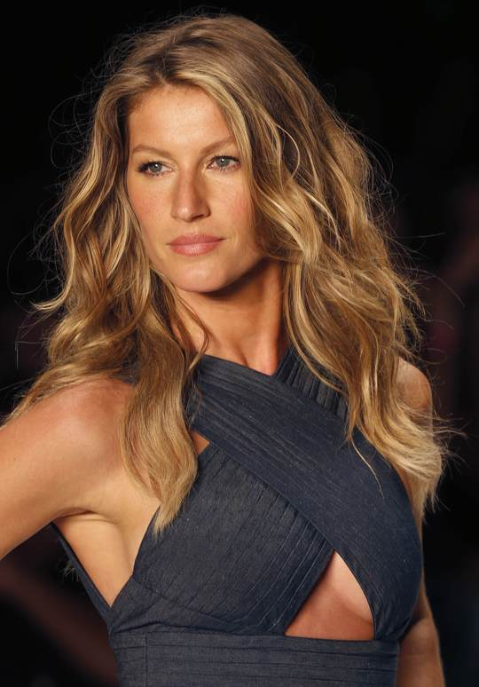 Gisele Bundchen - siêu mẫu kiếm tiền nhiều nhất thế giới. Ảnh: Reuters