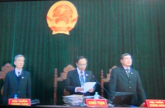 HDXX TAND TP Hà Nội quyết định khởi tố vụ án làm lộ bí mật nhà nước