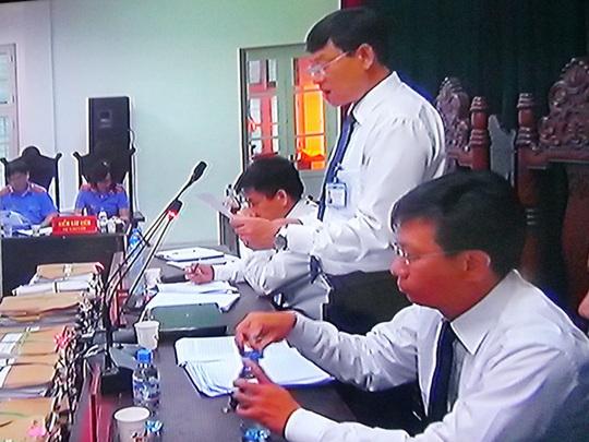 HĐXX cho rằng cần phải có bản án nghiêm khắc với Nguyễn Đức Kiên (bầu Kiên) và đồng phạm