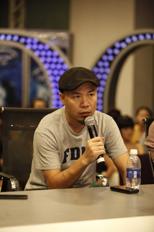 Lo tang cha, Quang Dũng tạm rời ghế nóng Vietnam Idol