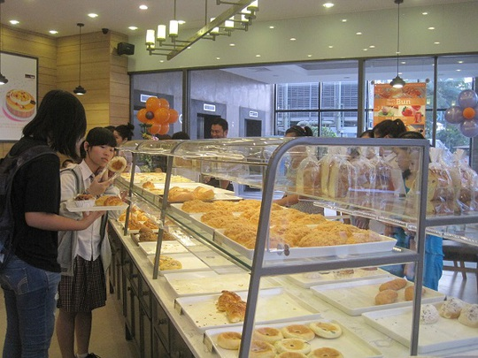 Breadtalk Việt Nam cam kết cung cấp sản phẩm đạt chuẩn an toàn vệ sinh thực phẩm