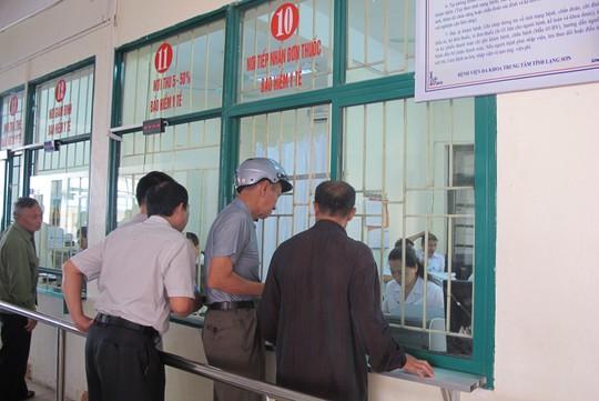 Với quy trình khám chữa bệnh chỉ còn 6 bước thời gian khám của 1 bệnh nhân tại BV Đa khoa tinh Lạng Sơn nhanh nhất còn 39 phút và lâu nhất là 159 phút