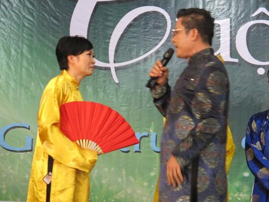 Góp vui cùng MC Thanh Bạch
