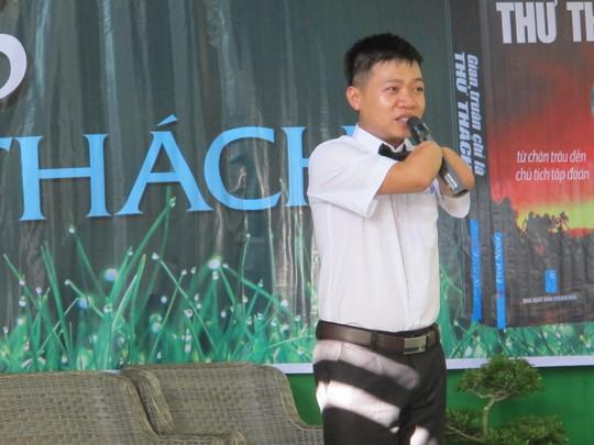 Dương Quyết Thắng cũng có mặt trong chương trình