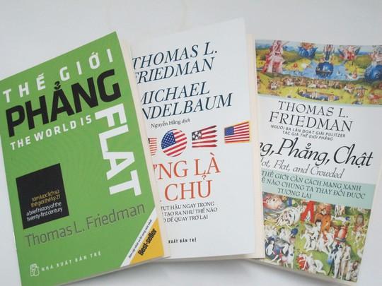 Các tác phẩm best-seller của ông đã được chuyển ngữ tại Việt Nam