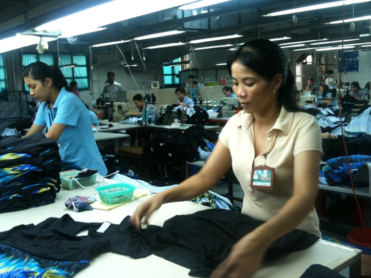 Phối hợp với công đoàn chăm lo cho công nhân là trách nhiệm của chủ doanh nghiệp