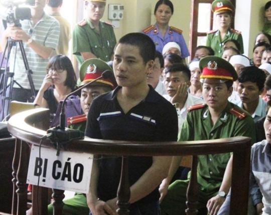 Với hành vi giết người không tiếc tay của mình Nguyễn Văn Hải bị tuyên án tử hình